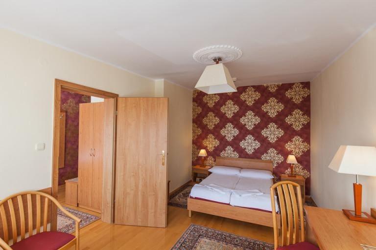 Pokoje 3 osobowe