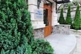 wejście do hotelu Zamkowego